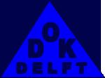 Logo Dok Delft gymnastiek